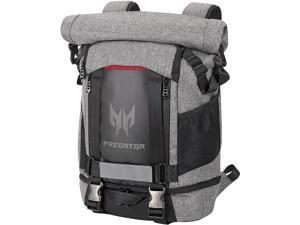 Predator Gaming Rolltop Backpack - Red NP.BAG1A.255