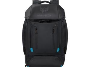 Acer Black Predator Notebook Gaming Utility Backpack Model NP.BAG1A.288
