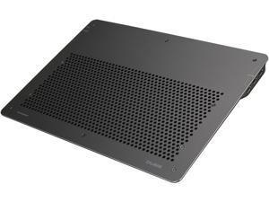 ZALMAN Refroidisseur ultra mince et ultra silencieux pour ordinateur portable NC2000NT (BLK)