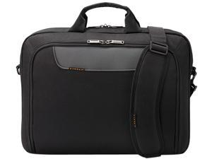 "Everki Black 18.4"" Advance Laptop Bag / Briefcase Model EKB407NCH18"