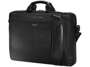 """Everki Black 18.4"""" Lunar Laptop Bag / Briefcase Model EKB417BK18"""