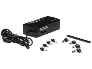MANHATTAN 100854 Notebook 70W Power Adapter, Adjustable Voltage, Seven Output Levels