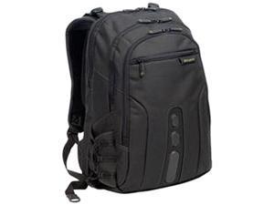 """Targus Black 17"""" Spruce EcoSmart Backpack Model TBB019US"""