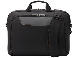 "Everki Charcoal 16"" Advance Laptop Bag / Briefcase Model EKB407NCH"