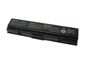 TOSHIBA PA3534U-1BRS Primary 6-Cell Li-Ion Battery Pack