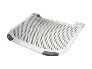 Cables Unlimited MiniFit XL Refroidisseur / support pour ordinateur portable en aluminium avec ventilateur de 80 mm FAN-NB-COOL4