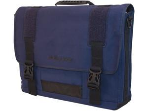 "Mobile Edge Navy 17.3"" Eco-Friendly Messenger Bag Model MECME3"