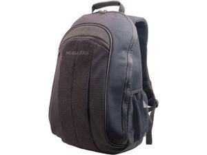 "Mobile Edge - Eco-Friendly Cotton Canvas 17.3"" Backpack - Black"