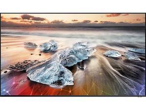"Samsung QP82R-8K 82"" 8K (7680 X 4320) QLED Commercial LCD Display - AI (Artificial Intelligence), HDR, Wi-Fi, Bluetooth, Portrait & Landscape, Built-in MagicInfo S7, Tizen 5.0 - LH82QPR8BGCXZA"
