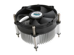 COOLER MASTER CHD-00008-01-GP 95mm Rifle CPU Fan For Intel LGA775