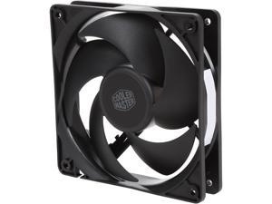 COOLER MASTER R4-SFNL-24PK-R1 120mm Silencio FP120 PWM 2400 RPM, latest in whisper-quiet cooling performance