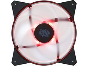 COOLER MASTER R4-S4CR-14PR-R1 MasterAccessory Silencio FP 140 Fan 4-Pin PWM + 2-Pin LED for MasterCase Maker 5