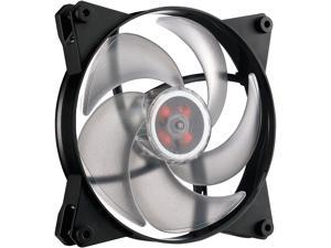 Cooler Master MasterFan Pro 140 Air Pressure RGB with Helicopter-Inspired Fan Blade, Speed Profiles, Customizable Colors, and Noise Reduction Technology