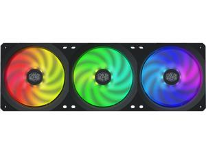 Cooler Master MasterFan SF360R ARGB 360mm Square Frame Fan
