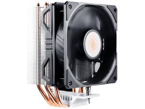 Cooler Master Hyper 212 EVO V2 CPU Air Cooler with SickleFlow 120, PWM Fan, Direct Contact Technology, 4 copper Heat Pipes for AMD Ryzen/Intel LGA1200/1151