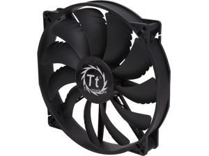 Thermaltake Pure 20 CL-F015-PL20BL-A 200mm Quiet High Airflow Case Fan