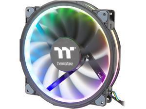 Thermaltake CL-F070-PL20SW-A Riing Plus 20 LED RGB Case Fan TT Premium Edition (Single Fan Pack w/o Controller)