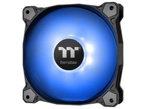 Thermaltake Pure A14 140mm Blue LED PWM Controlled Hydraulic Bearing High Airflow High Performance Case/Radiator Fan, CL-F110-PL14BU-B