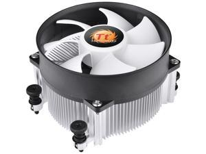 Thermaltake 95W Gravity A2 CPU Cooler, 92mm 4-Pins PWM 1200-3500rpm Aluminum Extrusion CPU Cooling Fan for AMD AM4, CL-P078-AL09WT-A