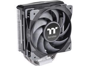 Thermaltake TOUGHAIR 310 170W TDP CPU Cooler, 120mm 2000RPM High Static Pressure PWM Fan with High Performance Copper Heat Pipes CL-P074-AL12BL-A