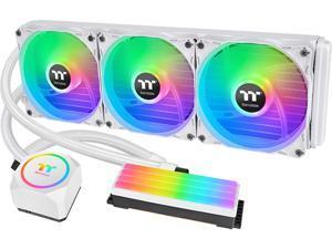 Thermaltake Floe RC360 CPU & Memory AIO Liquid Cooler - White