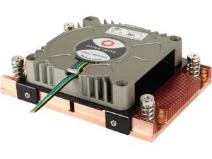 Dynatron A18 AMD AM4 Processor 70 x70 x15mm PWM blower with Copper fins active Heatsink for 1U Server up to TDP 95 Watts CPU Cooler