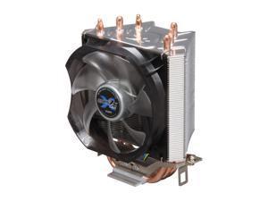 ZALMAN CNPS7X LED 92mm Long Life Bearing V-Shaped Dual Heatsink, Direct Touch Heatsink CPU Cooler