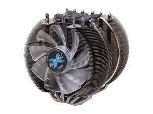 ZALMAN CNPS12X 120mm Long Life Bearing High Performance Triple Fan CPU Cooler
