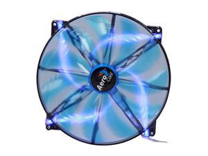 AeroCool Silent Master 200mm Blue LED Case Fan