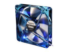 Bgears b-ice 140mm 140mm Blue LED Case Fan