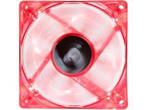 Bgears b-PWM 80 Red 80mm 2 Ball Bearing Case Fan