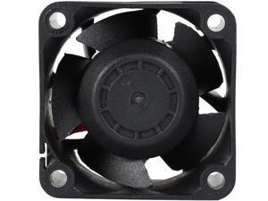 Bgears b-Blaster 40 40mm 2 Ball Bearing High Speed 9000RPM with 17 CFM 40x40x28mm 3pin 3wire DC fan.