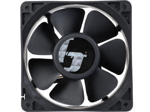 Bgears Blaster Series b-Blaster 120x38 120mm Non-LED LED 2 ball bearing High Speed 4500RPM with 218 CFM 120x120x38mm 3pin 3wire DC Fan