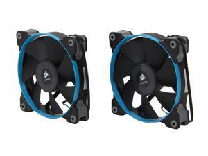 Corsair Air Series SP120 Quiet Edition 120mm High Static Pressure Twin Pack Fan (CO-9050006-WW)
