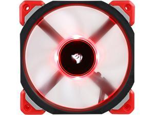 Corsair ML120 PRO LED CO-9050042-WW 120mm Red LED 120mm Premium Magnetic Levitation PWM Fan