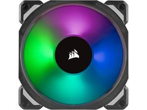 CORSAIR ML120 PRO RGB, 120mm Premium Magnetic Levitation RGB LED PWM Fan, CO-9050075-WW. Single Pack.