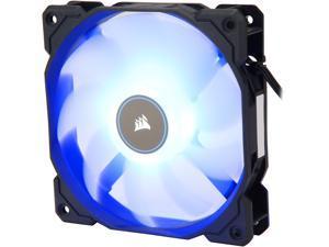 Corsair AF Series AF120 LED (2018) CO-9050081-WW 120mm Blue LED Case Fan, Single Pack.