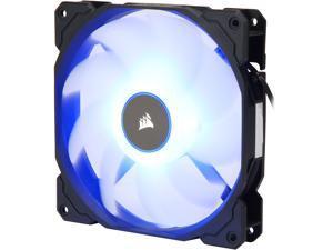 Corsair AF Series AF140 LED (2018) CO-9050087-WW 140mm Blue LED Case Fan, Single Pack