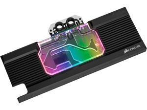 CORSAIR Hydro X Series XG7 RGB 20-SERIES GPU Water Block (2080 Ti FE), CX-9020005-WW