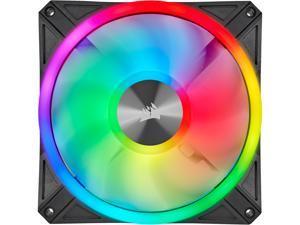 CORSAIR QL Series, iCUE QL140 RGB, 140mm RGB LED Fan, Single Pack, CO-9050099-WW