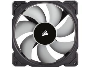 CORSAIR ML120, 120mm Premium Magnetic Levitation Fan, Single Pack, CO-9050049-WW