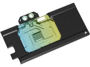 CORSAIR Hydro X Series XG7 RGB 30-SERIES STRIX GPU Water Block (3090, 3080 Ti, 3080, 3070 Ti, 3070)