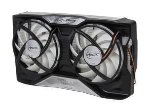 ARCTIC Accelero TT II VGA Cooler - nVidia & AMD, Dual Quiet 92mm PWM Fans, SLI/CrossFire