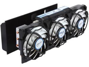 ARCTIC COOLING ACCEL-L2-PLUS Fluid Dynamic Accelero L2 Plus VGA Cooler for  NVIDIA and AMD Radeon - Newegg com