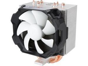 ARCTIC COOLING ACFRE00027A 92mm Fluid Dynamic Compact Semi Passive Tower CPU Cooler