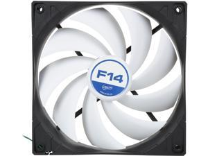 ARCTIC COOLING F14 ACFAN00077A 140mm 3-Pin Fan with Standard Case