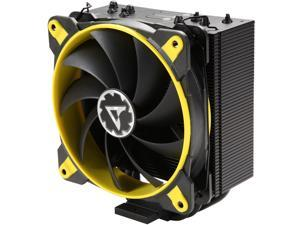 Arctic Freezer 33 eSports ONE - Tower CPU-Cooler with Bionix FAN. Compatible with Intel and AMD. - Yellow
