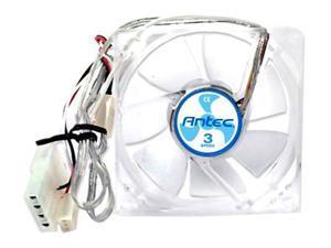 Antec 761345-75080-6 80mm 3-Speed Case Cooling Fan