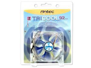 Antec TriCool92mm 92mm 3-Speed Case Fan