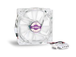 Antec PRO 92mm DBB 92mm Clear 92mm Double Ball bearing Case Fan